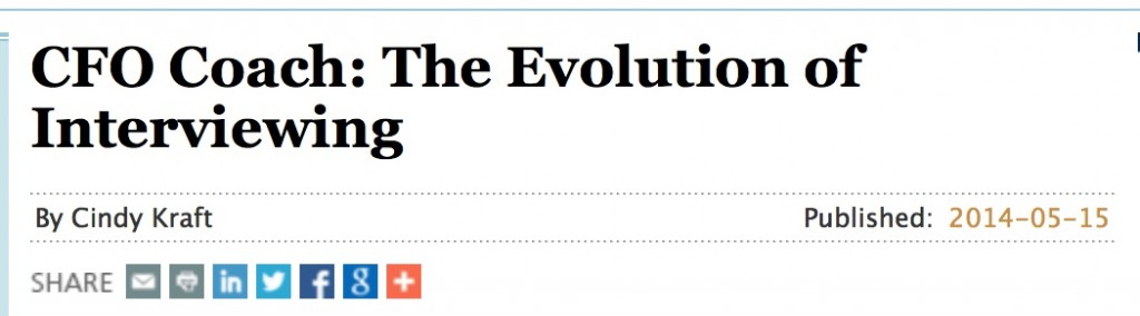Interview Evolution