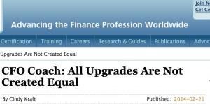 Linkedin Upgrades